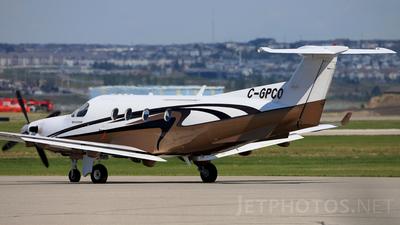 C-GPCO - Pilatus PC-12/45 - Private