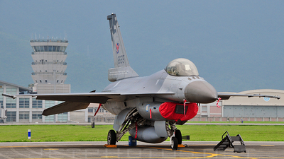 6655 - General Dynamics F-16AM Fighting Falcon - Taiwan - Air Force