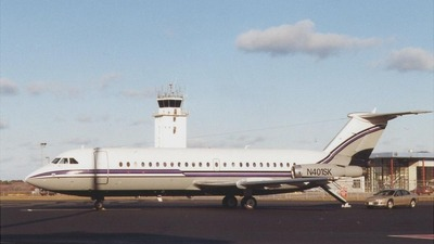 N401SK - British Aircraft Corporation BAC 1-11 Series 401AK - Private