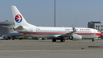 B-5101 - Boeing 737-89P - China Eastern Airlines