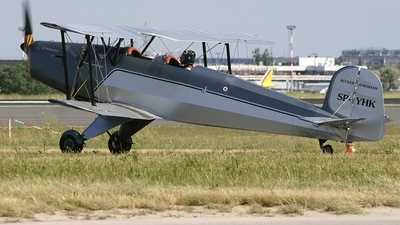 SP-YHK - Tatra T-131.1 - Private