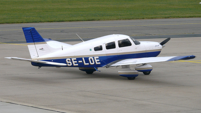 A picture of SELOE - Piper PA28181 Archer III - [2843383] - © Karsten Bley