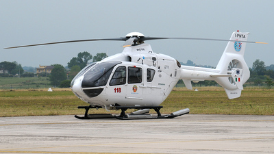 I-PNTA - Eurocopter EC 135T2+ - Elitaliana