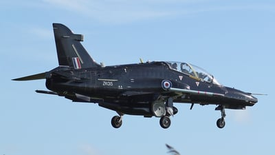 ZK015 - British Aerospace Hawk T.2 - United Kingdom - Royal Air Force (RAF)