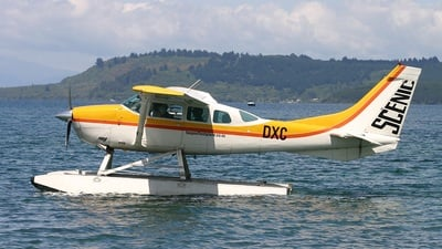 ZK-DXC - Cessna U206F Stationair 6 - Ark Aviation