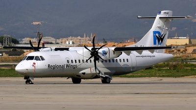 PH-ISA - ATR 42-500 - Regional Wings