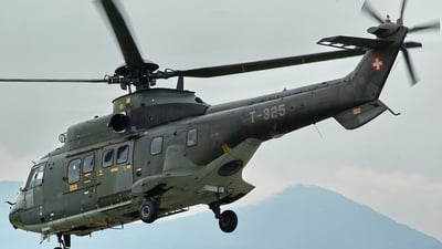 T-325 - Eurocopter AS 332M Super Puma - Switzerland - Air Force