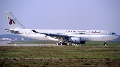 F-WWKF - Airbus A330-203 - Qatar Airways