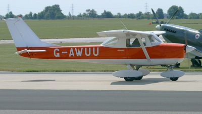 A picture of GAWUU - Cessna F150J - [0408] - © S. Thomas