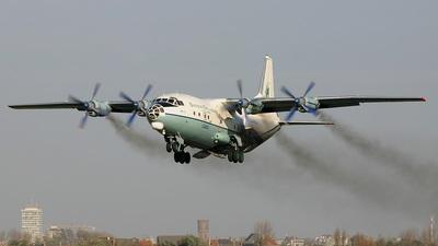 UR-CBU - Antonov An-12 - Shovkoviy Shlyah Airlines