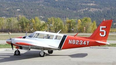 A picture of N8234Y - Piper PA30 Twin Comanche - [301360] - © John Olafson