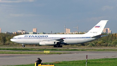 RA86073 - Ilyushin IL-86 - Pulkovo Aviation Enterprise