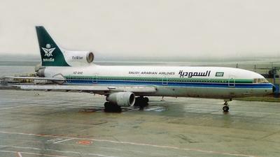 HZ-AHO - Lockheed L-1011-200 Tristar - Saudia - Saudi Arabian Airlines