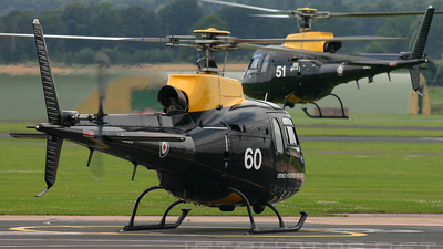 ZJ260 - Eurocopter Squirrel HT.1 - United Kingdom - Royal Air Force (RAF)