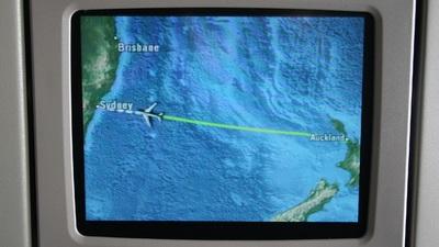 ZK-OKA - Boeing 777-219(ER) - Air New Zealand