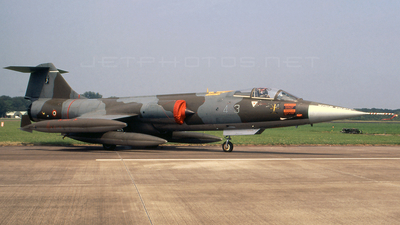 MM6761 - Lockheed F-104S ASA-M Starfighter - Italy - Air Force