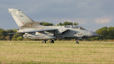 ZA544 - Panavia Tornado GR.4 - United Kingdom - Royal Air Force (RAF)