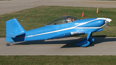A picture of N24BM - Van's RV4 - [2747] - © Bruce Leibowitz
