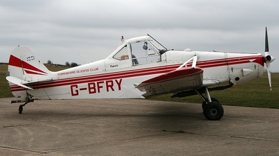 A picture of GBFRY - Piper PA25260 Pawnee - [257405789] - © Phil Hardaker