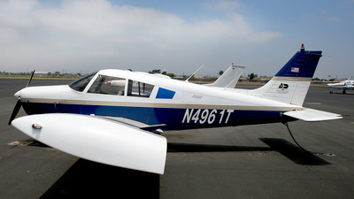 A picture of N4961T - Piper PA28140 - [287225289] - © Alexander Holmlund