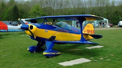 G-BHSS - Pitts S-1C Special - Private
