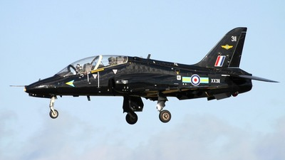 XX311 - British Aerospace Hawk T.1 - United Kingdom - Royal Air Force (RAF)