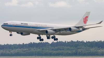 B-2390 - Airbus A340-313X - Air China