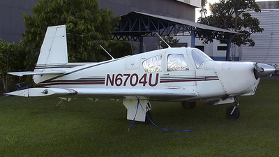 A picture of N6704U - Mooney M20C - [2436] - © Renato Spilimbergo Carvalho