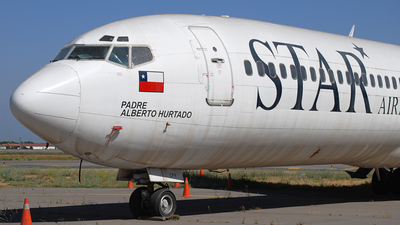 CC-CPV - Boeing 727-225(Adv) - Star Airlines
