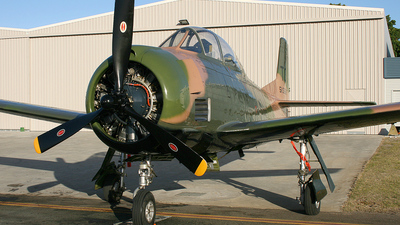 VH-PFM - North American T-28D Trojan - Private