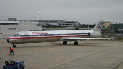 N463AA - McDonnell Douglas MD-82 - American Airlines