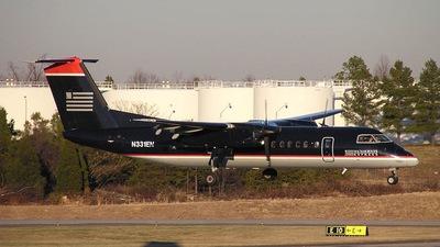 N331EN - Bombardier Dash 8-311 - US Airways Express (Piedmont Airlines)