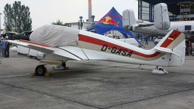D-GASA - Aero 45 Super Aero - Private