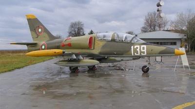 139 - Aero L-39ZA Albatros - Bulgaria - Air Force