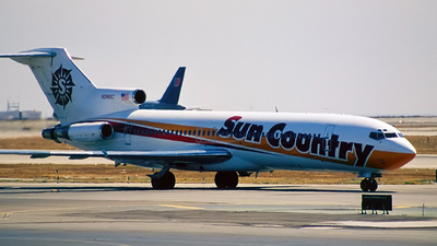 N296SC - Boeing 727-224(Adv) - Sun Country Airlines