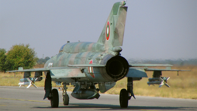 427 - Mikoyan-Gurevich MiG-21bis Fishbed L - Bulgaria - Air Force