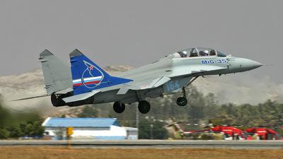 154 - Mikoyan-Gurevich MiG-35 Fulcrum F - Mikoyan-Gurevich Design Bureau