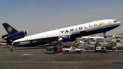 PR-LGE - McDonnell Douglas MD-11(F) - Varig Log