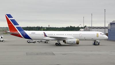 RA-64035 - Tupolev Tu-204-100 - Cubana de Aviación