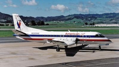 N320AE - Saab 340B - American Eagle