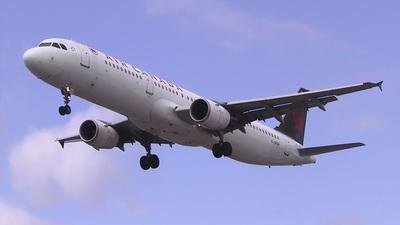 C-GKOH - Airbus A321-211 - Air Canada