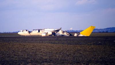 F-GNIA - Airbus A340-211 - Air France