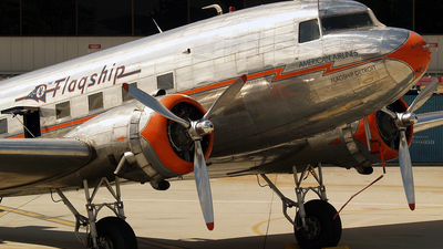 NC17334 - Douglas DC-3 - American Airlines