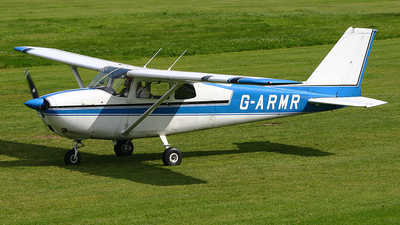 A picture of GARMR - Cessna 172B Skyhawk - [17248566] - © jim kew