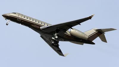 C-FOVK - Bombardier BD-700-1A10 Global Express XRS - Bombardier Aerospace