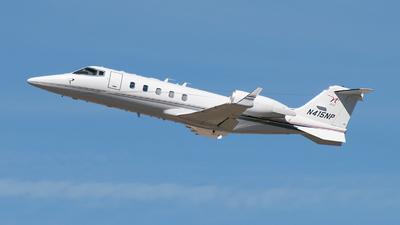 A picture of N415NP - Learjet 60 - [60024] - © Mark Abbott