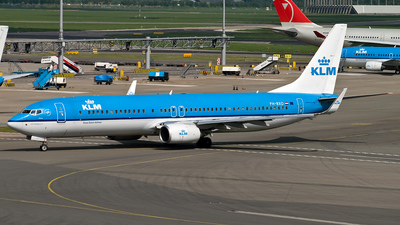 PH-BXO - Boeing 737-9K2 - KLM Royal Dutch Airlines