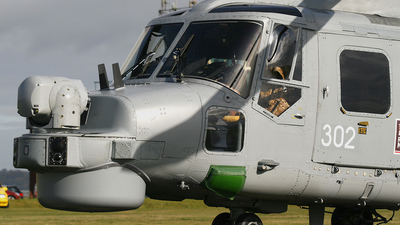 ZD266 - Westland Lynx HMA.8SRU - United Kingdom - Royal Navy