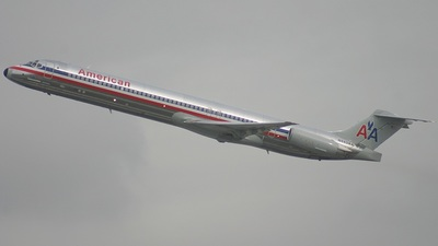 N443AA - McDonnell Douglas MD-82 - American Airlines