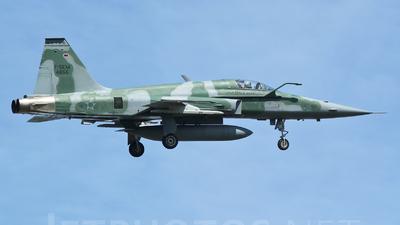 FAB4856 - Northrop F-5EM Tiger II - Brazil - Air Force